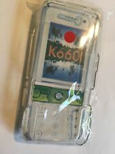 Sony Ericsson K660i Crystal Hard Case in Clear CPC594. Brand New in packaging