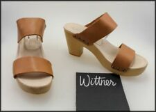 Wittner Women's Leather Casual Heels for Women