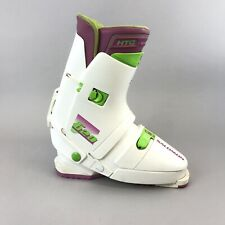 Vtg Salomon 620 HTC Ski Boots Size 325 / 25.5 + Bag Made in France Free Shipping