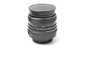 NEW! Carl Zeiss Jena MC Pancolar 1.8/50 lens M42 mount S/N 13291