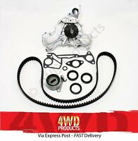 Water Pump/Timing Belt kit w/Housing for Pajero NF NG NH NJ NK 3.0-V6 6G72 88-97