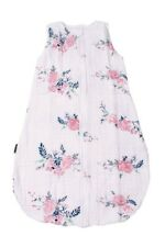 Bebe Au Lait Muslin Sleeper baby garland Sleeping bag rrp £34 12-18 Month