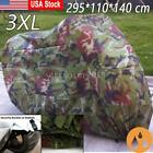 3XL Camouflage Waterproof Motorcycle Cover For Honda Valkyrie 1500 VTX1300 1800T