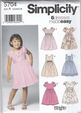 Simplicity Childrens Babies  Sewing Patterns Assorted Designs all Unused