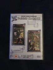 Wwe Tagged Classics Region 2 Dvd: Unforgiven 98 and Over the Edge 98