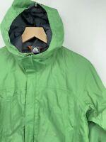 Nike ACG FitStorm Green Hooded Full Zip Jacket Men's Medium READ