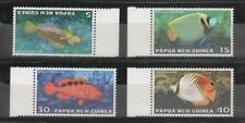 Independent Nation Fish Papua New Guinean Stamps