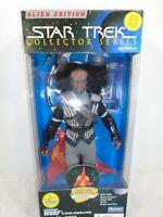 """Star Trek TNG ROMULAN COMMANDER Alien Edition Collector 9"""" Figure Playmates"""