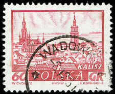 Scott # 952 - 1960 - ' Kalisz ', Historic Towns