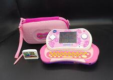 MobiGo 2 Konsole Vtech - Lerncomputer für Kinder 4-7 Jahre, pink, inkl. 1 Spiel