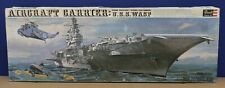 "Revell H-375 USS Aircraft Carrier Wasp Gemini Recovery kit 1:530 30"" 1969"