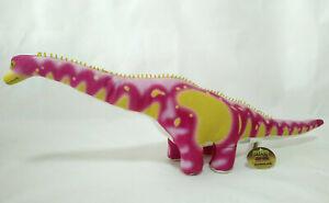 Dino Dan 60cm long Brachiosaurus Soft Plush Toy Dinosaur