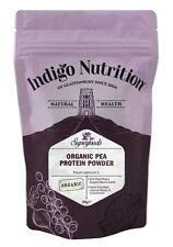 Orgánica Polvo de proteína de guisante - 100g-índigo Hierbas