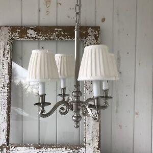"Miranda Feiss 4 Light Hanging Chandelier Ceiling Light 14"" w x 19"" t - 4 Shades"