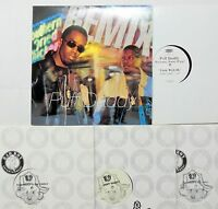 "PUFF DADDY lot of 5 HIP HOP 12"" #2661 Sean Puffy Combs"