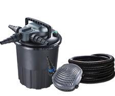 Filtro a pressione per laghetti fino 6000 litri, UV 11 watt, pompa 3500 litri/h