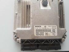 Centralina motore Toyota yaris 1.4 disel 0281012322(89661-0D450)