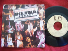 Ike & Tina Turner - Baby, baby, get it on / Ready for you...  United Artists 45