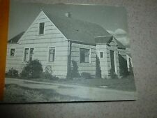 15 Vintage photo lot Baby Infant House Parent Album Annotated 1940