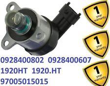 Peugeot 206 207 307 308 2001-11 Fuel Pump Pressure Regulator Valve 0928400607