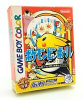 Pokemon Pinball - Nintendo Game Boy Color GBC JAP Japan complet