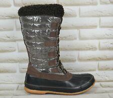 KAMIK Scarlet Womens Long High Winter Snow Insulated Boots Size 7 UK 40.5 EU