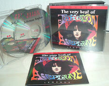 Jefferson AIRPLANE-The Very Best of (2 CD) (Grace SLIK, Jorma Fernández UA)