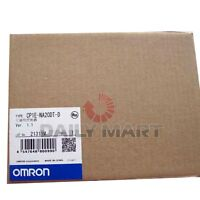 OMRON PLC CPU Unit Programmable Controller CP1E-NA20DT-D CP1ENA20DTD NEW IN BOX