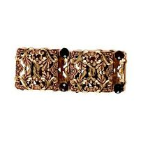 HULTQUIST Armband Barocco,Multicolor,Gold 39918 AG-GR