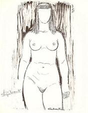 Lucien GILBERT - LITHOGRAPHIE SIGNEE PAR L'ARTISTE +++
