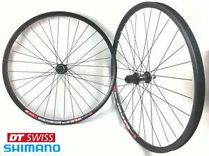 """15x100 27.5/"""" DT Swiss MTB Front Wheel Novatec 15mm Thru-axle hub"""