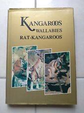 Kangaroo Wallabies Rat-Kangaroos Grigg Hume Jarman Vol 2