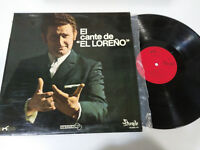 """El Krähenjagd de Pepe Nunez El Loreño Ekipo 1971 VG/VG - LP Vinyl vinyl 12 """""""