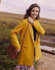 Joules Womens Eve Wool Coat - Caramel