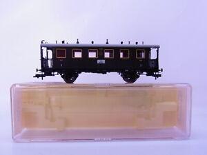 71168 Trix Express H0 33309 DC Plattform Personenwagen 3.kl. der DRG in OVP