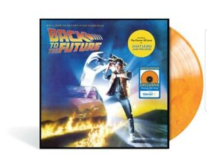 Back To The Future - Soundtrack LP Vinyl Walmart Exclusive NEW/SEALED *SOLD OUT*