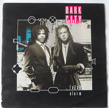 "Dark City : False Alarm (12"" Ps 1985)"