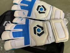 Prime Focus Pivot Size 8 Blue Soccer Goalie / Goal Keeper Keeping Gloves $59
