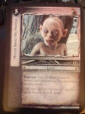 Lord of the Rings CCG Ents of Fangorn 6R41 Master Broke His Promise LOTR TCG