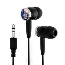 Planets Solar System Earth Nebula Novelty In-Ear Earbud Headphones