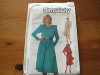 VINTAGE SIMPLICITY PATTERN 7223- Dress
