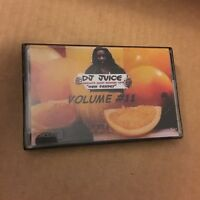 DJ JUICE Tape #11 NYC 90s Hip Hop Cassette Rap Mixtape Tape
