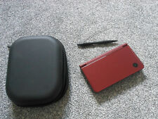 Nintendo Wine Red DSi XL console , FAST POST