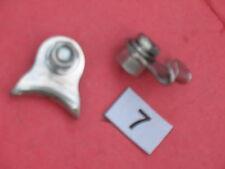 vélo ancien vintage support cable éroica  lot 7: 2 pièces dans le lot