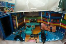 VINTAGE MEGO STAR TREK USS ENTERPRISE ACTION PLAYSET WITH ORIGINAL BOX 1974 d