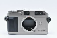 [EXC++++] CONTAX G1 Rangefinder Film Camera body Only from JAPAN #772