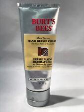 Burt's Bees Shea Butter Hand Repair Cream 3.2 oz./ e 90 g Pack of 2 (No Box)