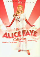 THE ALICE FAYE COLLECTION (BOXSET) (DVD)