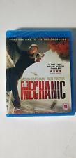 The Mechanic Jason Statham 2011 Film Blu Ray Reagion B New Sealed