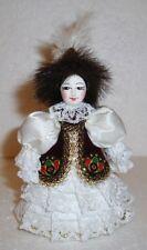 Beautiful Russian Doll ~ Christmas Ornament ~ EASTERN BEAUTY ~ NEW
